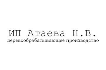 Компания Атаева Наталья Владимировна (ИП)