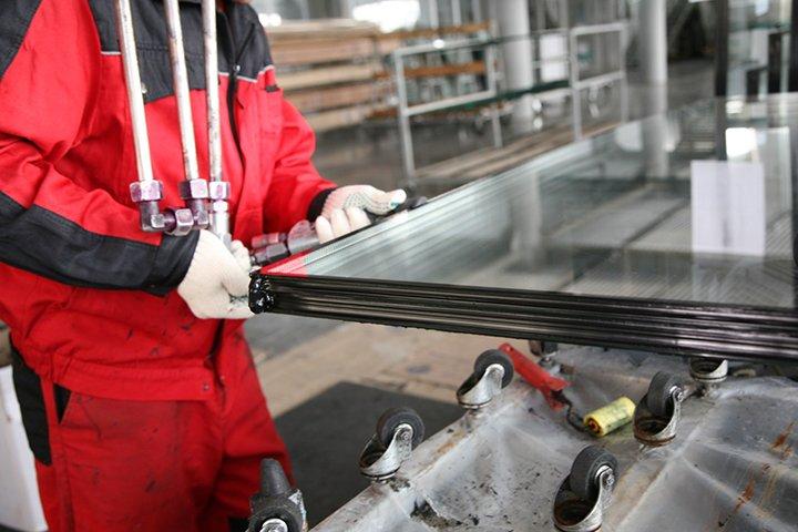Вторичная герметизация стеклопакета