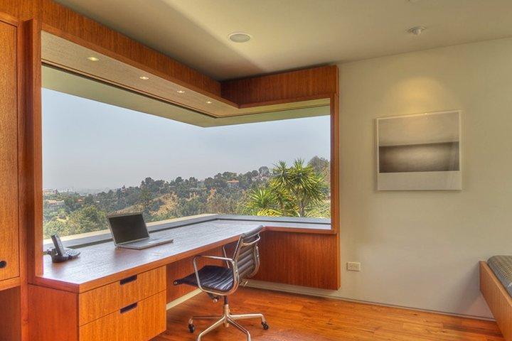 Дизайн комнаты без штор