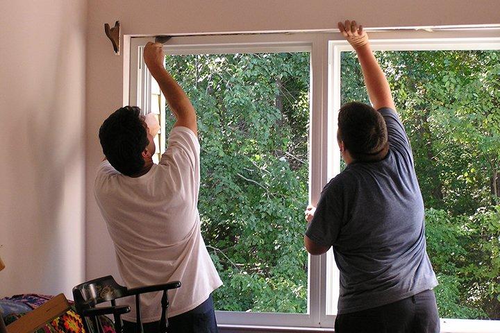 Правильный монтаж окна своими руками