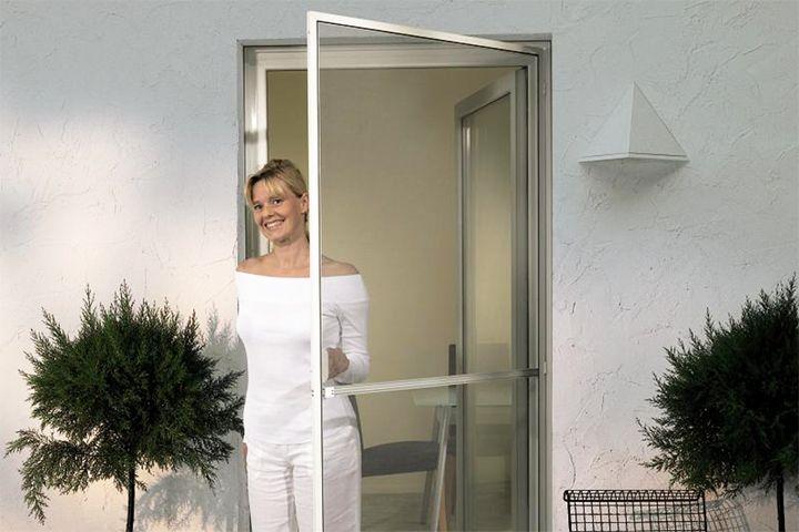 Москитная сетка для входной двери