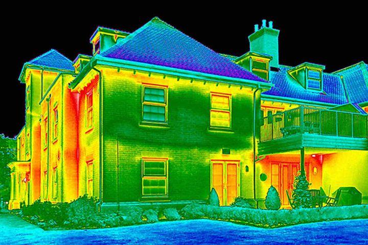 Источники теплопотерь в частном доме
